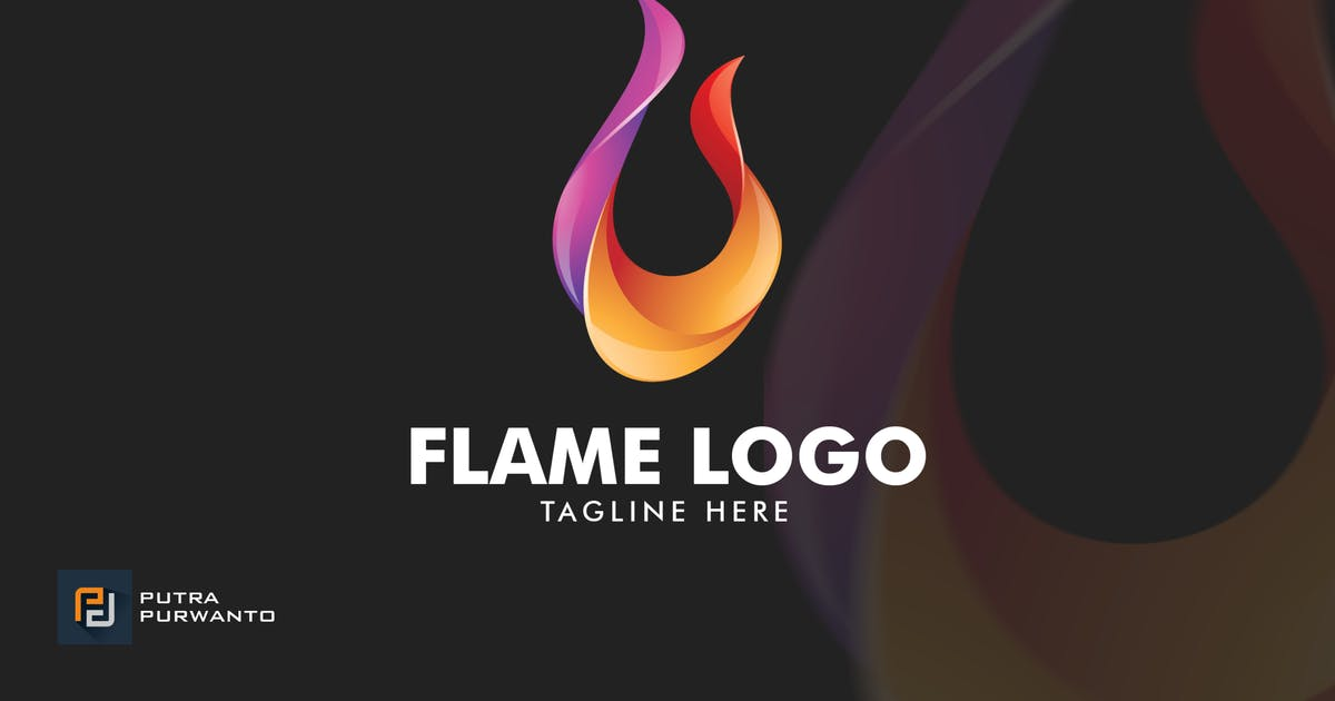 Download Flame - Logo Template by putra_purwanto