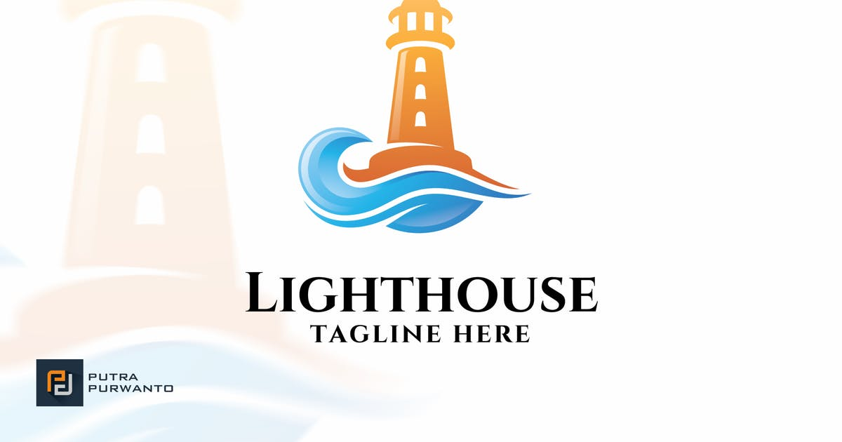 Download Lighthouse - Logo Template by putra_purwanto