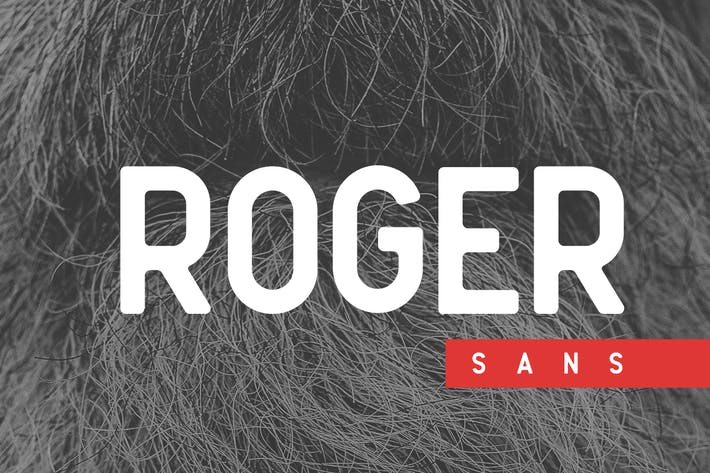 Cover Image For Roger Sans