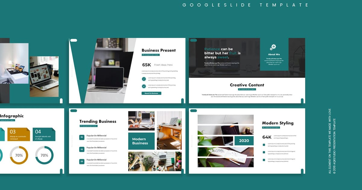 Download Business - Google Slides Template by aqrstudio
