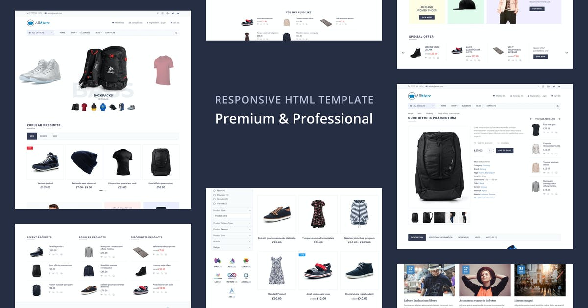 Download AllStore - MultiConcept eCommerce Shop Template by real-web