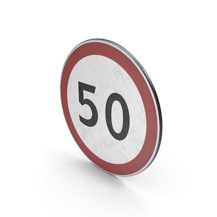 Traffic Sign Maximum Speed