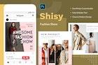 Shisy Fashion Show - Instagram Feed Post