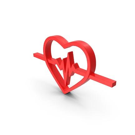 Heartbeat Pulse Logo