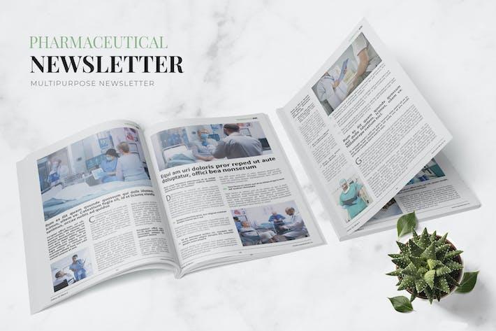 Thumbnail for Pharmaceutical Newsletter