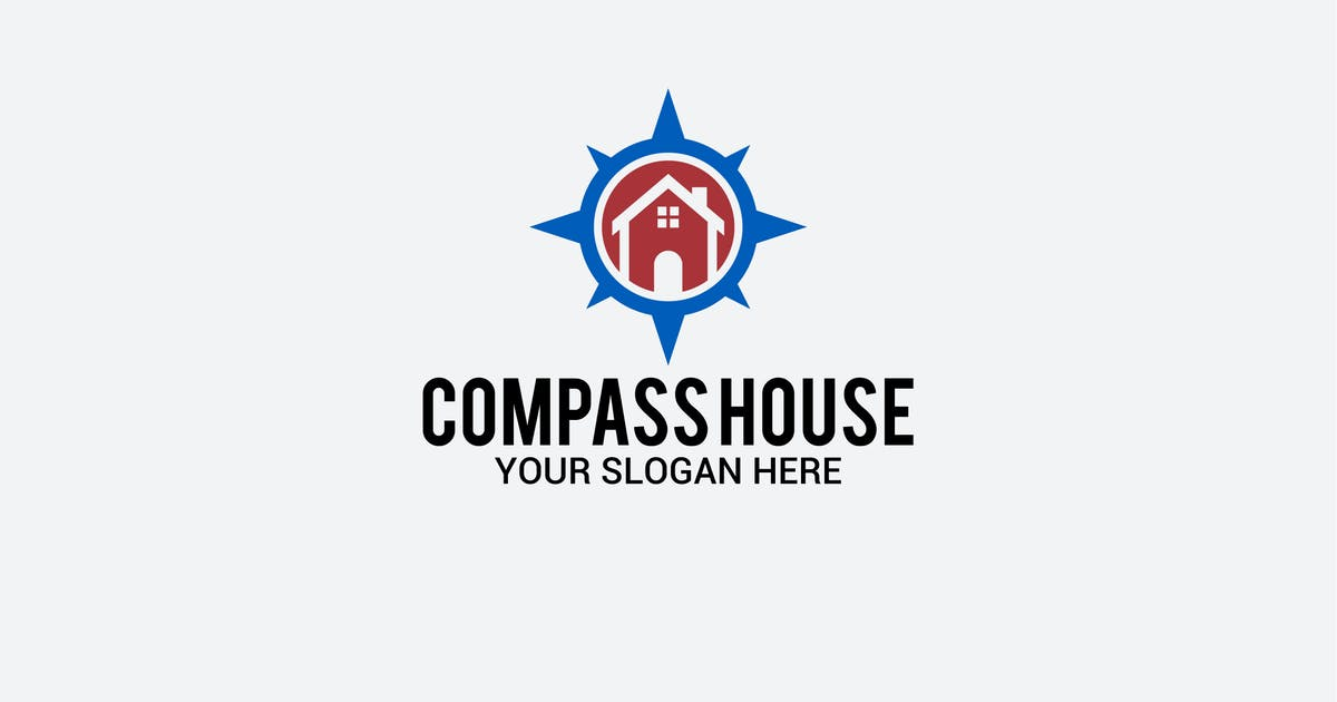 Download compass house by shazidesigns