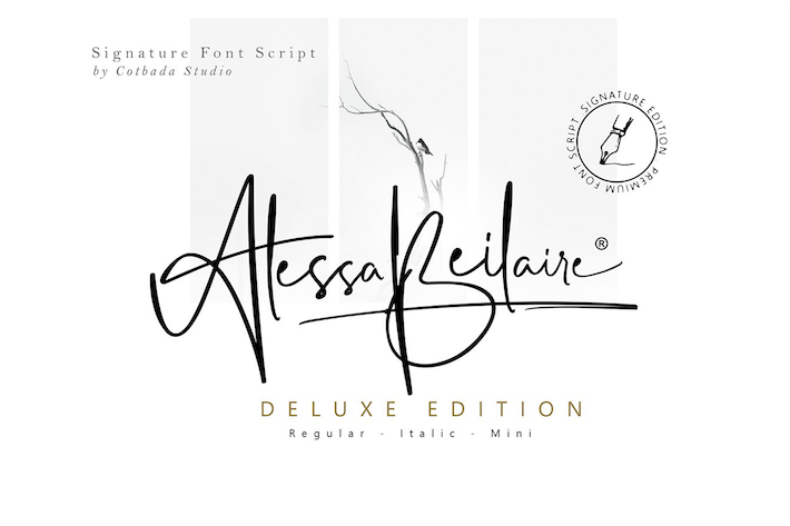 Thumbnail for Alessa Beilaire Deluxe