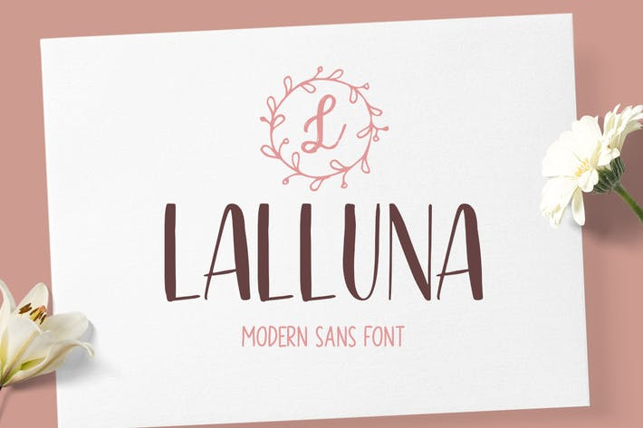 Cover Image For Lalluna Sans
