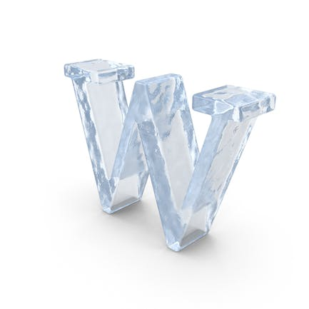 Ice Small Letter W