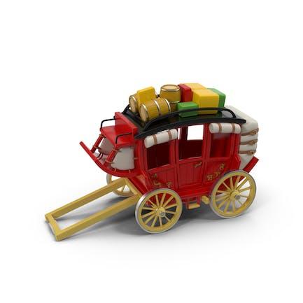 Cartoon Carriage