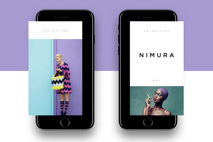 Thumbnail for Fashion Magazine App Kit
