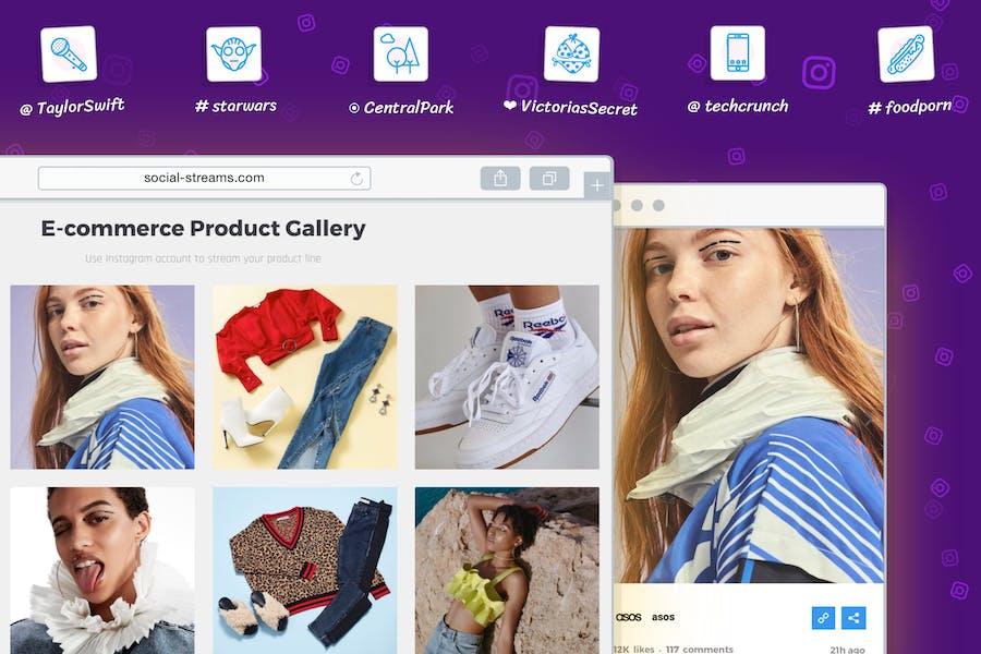 Instagram Feed Gallery — Grace for WordPress
