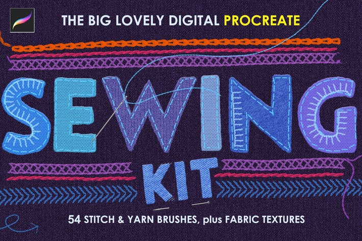 Thumbnail for Кисти для шитья и вышивания