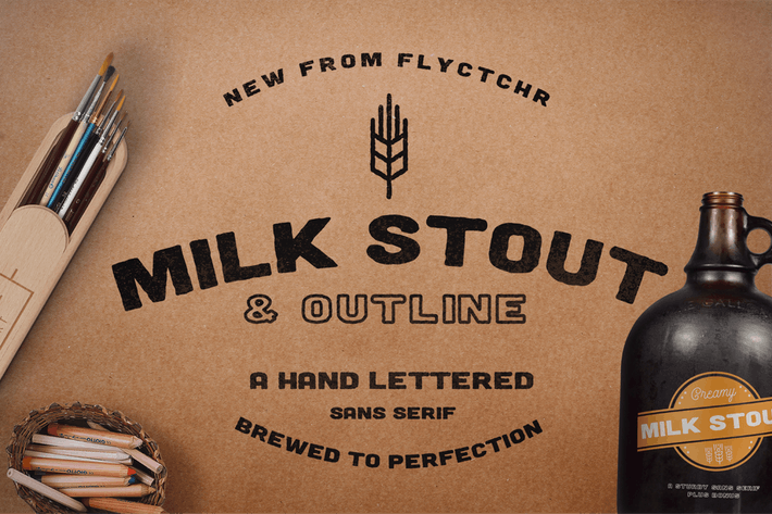 Thumbnail for Fuente Milk Stout
