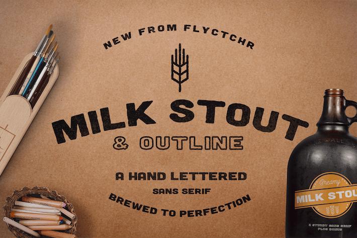 Fuente Milk Stout