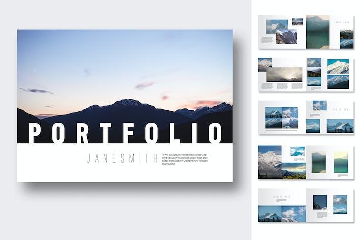 Thumbnail for Contemporary Portfolio