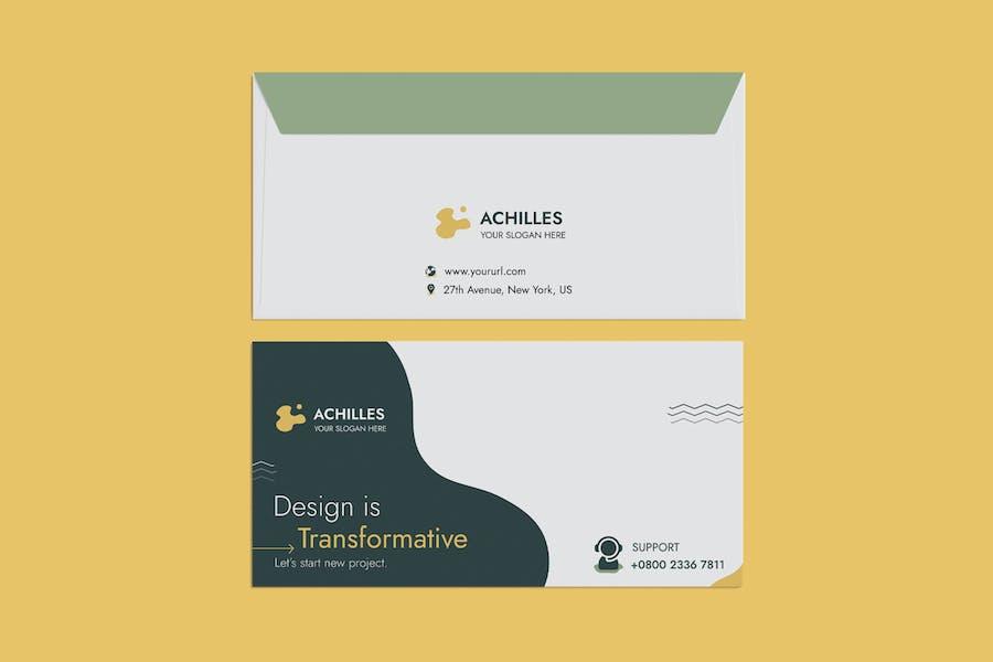 Architecture & Interior Designer Envelope