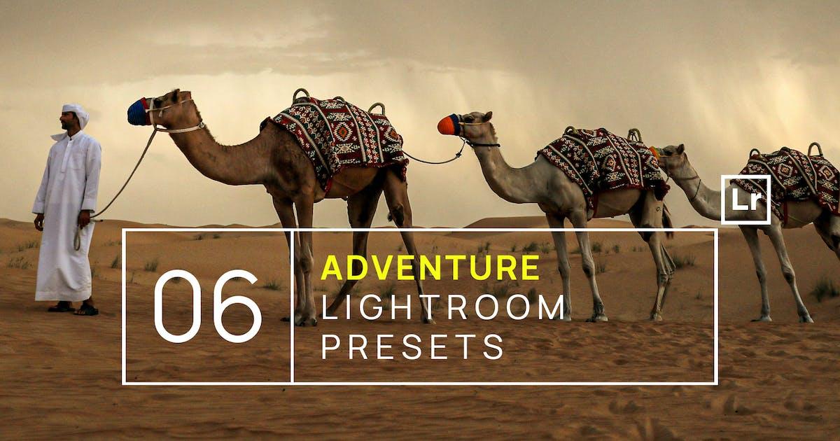 Download 6 Adventure & Travel Lightroom Presets by zvolia