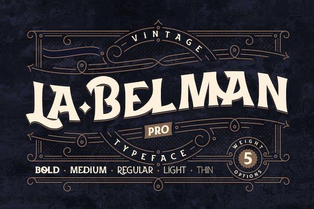 La Belman Pro - product preview 5