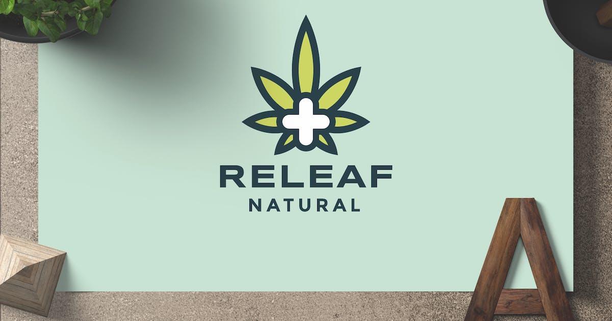 Download Releaf — Logo Template by furnace