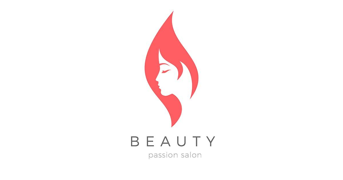 Download Woman Girl Logo Beauty Fashion Cosmetics by Sentavio