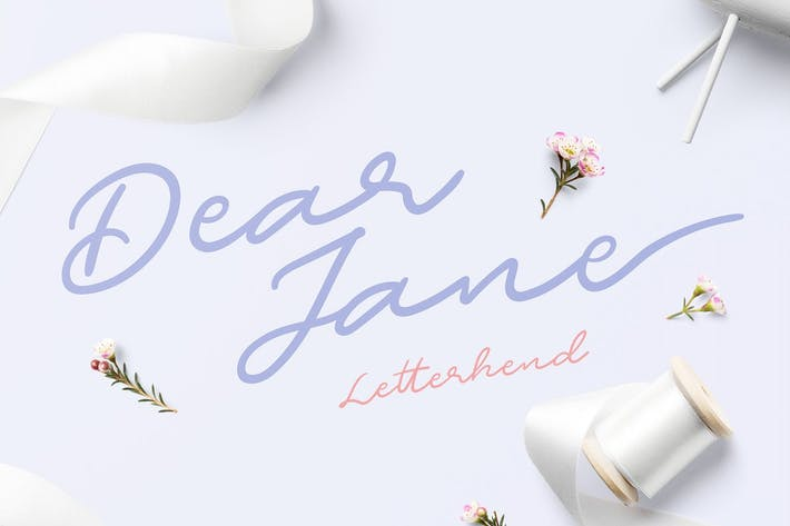 Cover Image For Cher Jane Script