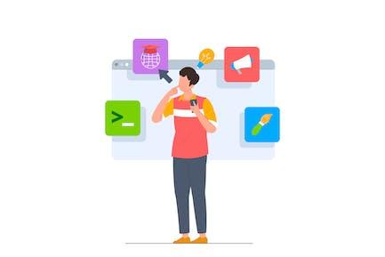 Online Course - Find Favorite Course