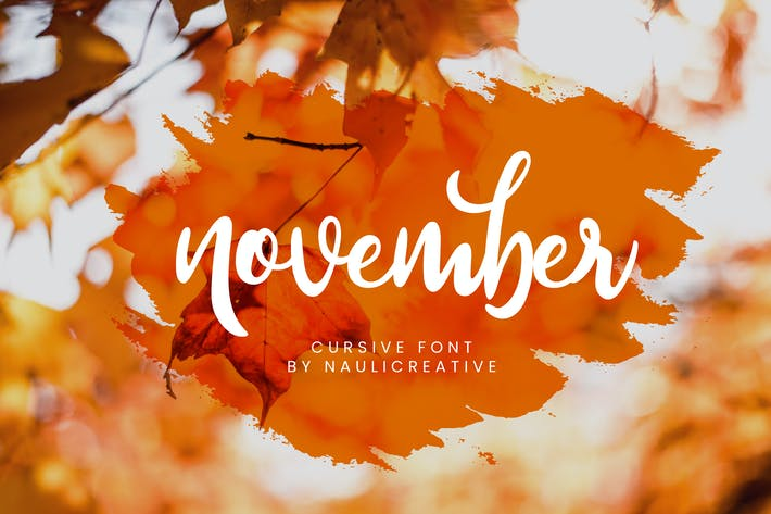 Thumbnail for November - Beauty Signature Script