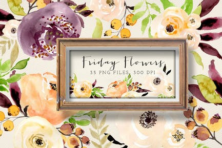 Пятница Цветы