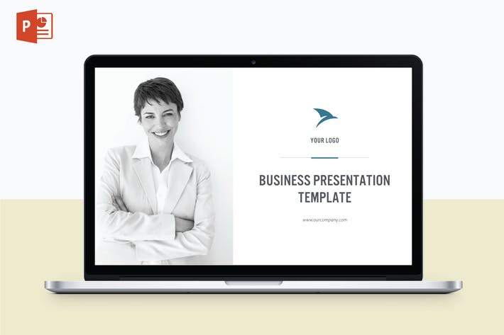 Cover Image For TAMBON - Multipurpose PowerPoint Template V32