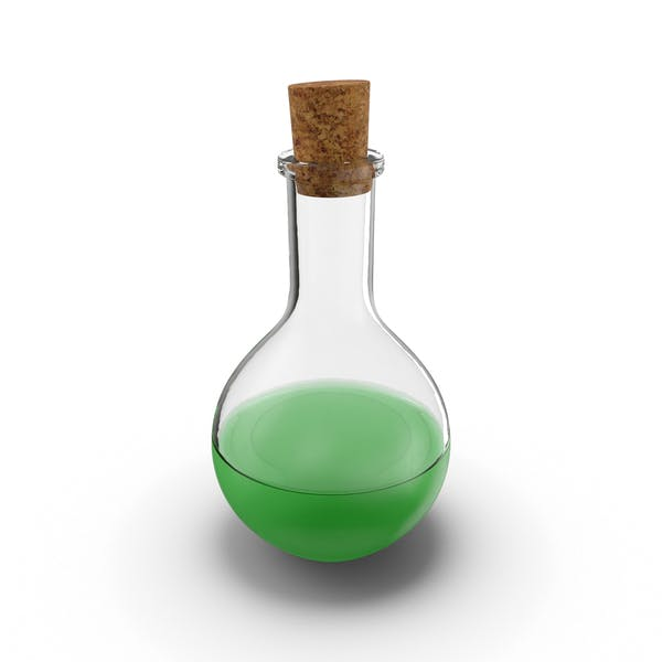 Cover Image for Potion Bottle