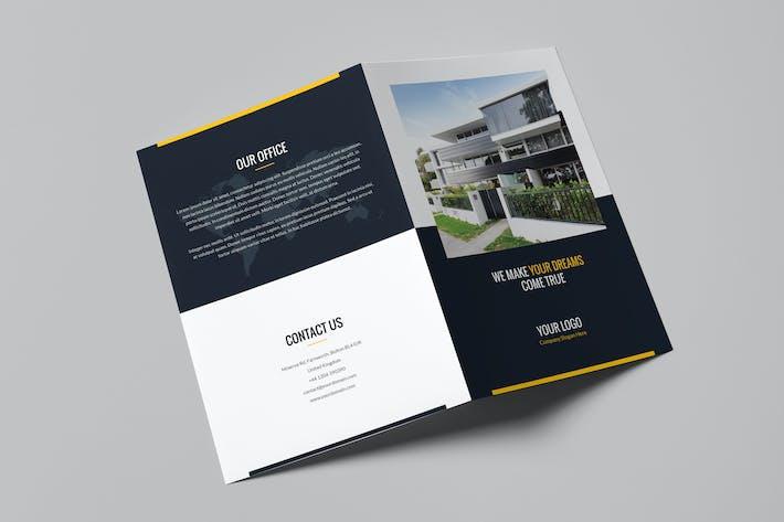 Thumbnail for Brochure – Builder Bi-Fold