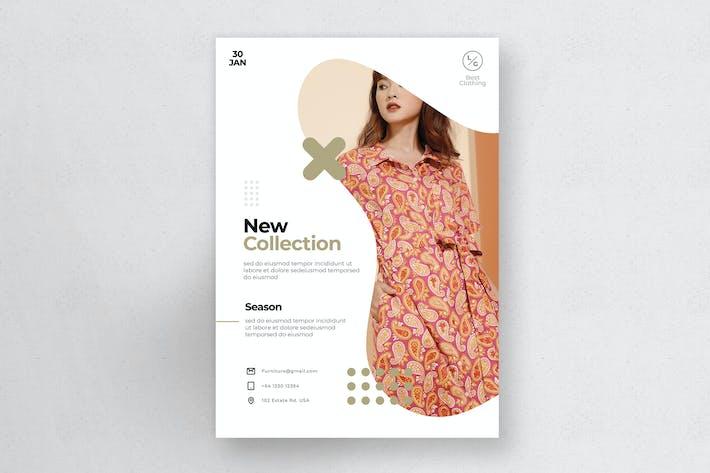 Thumbnail for Fashion Promo Flyer Vol.3