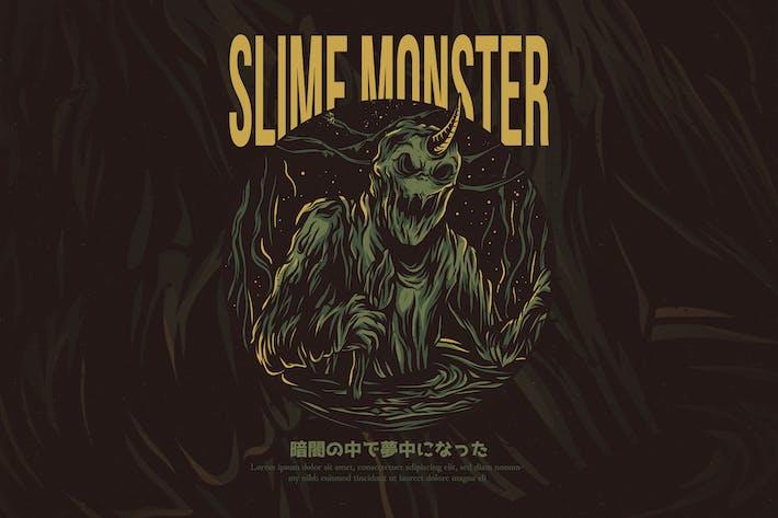 Thumbnail for Slime Monster