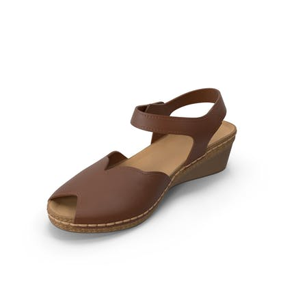 Womens Shoes Brown