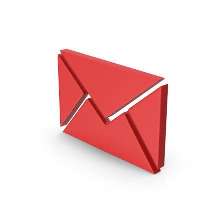 Red Symbol Message