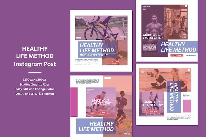 Thumbnail for Healthy Life Method