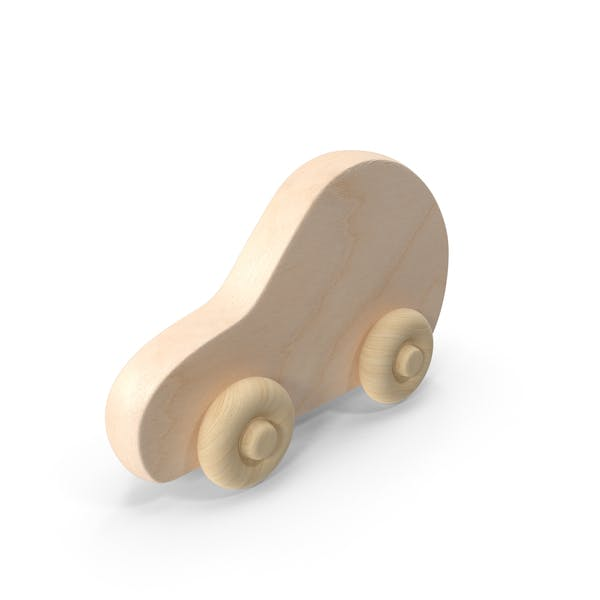Thumbnail for Wooden Car Toy
