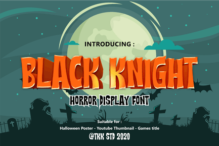 Black Knight - Juego misterioso y fuente de película
