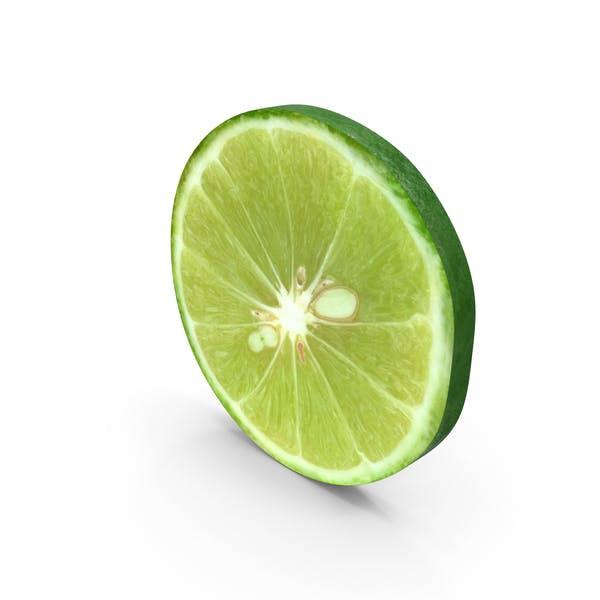Thumbnail for Limettenscheibe