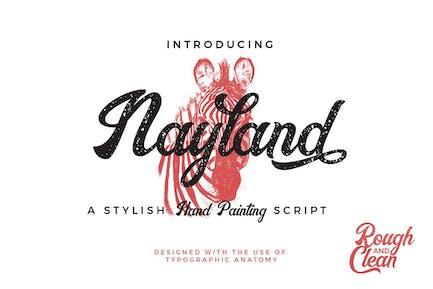 Scénario rétro Nayland
