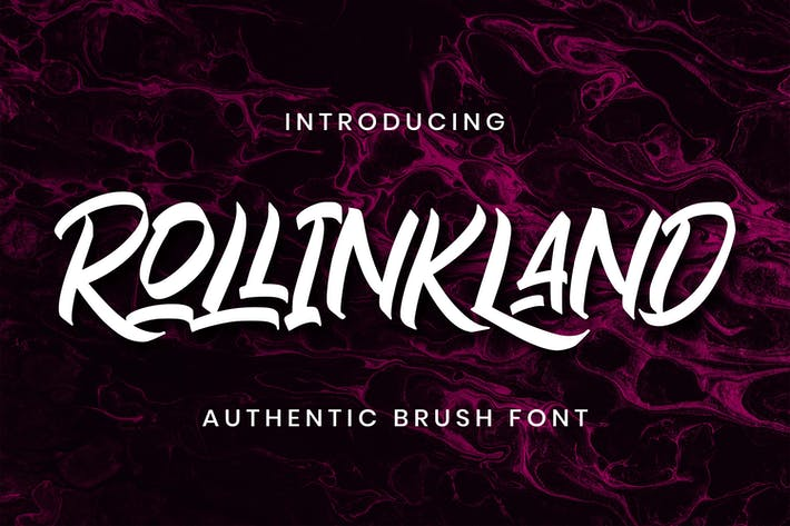 Thumbnail for Rollinkland - Authentic Brush