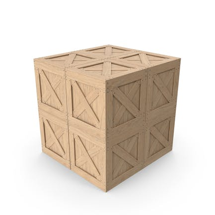 Crate Cargo Boxes