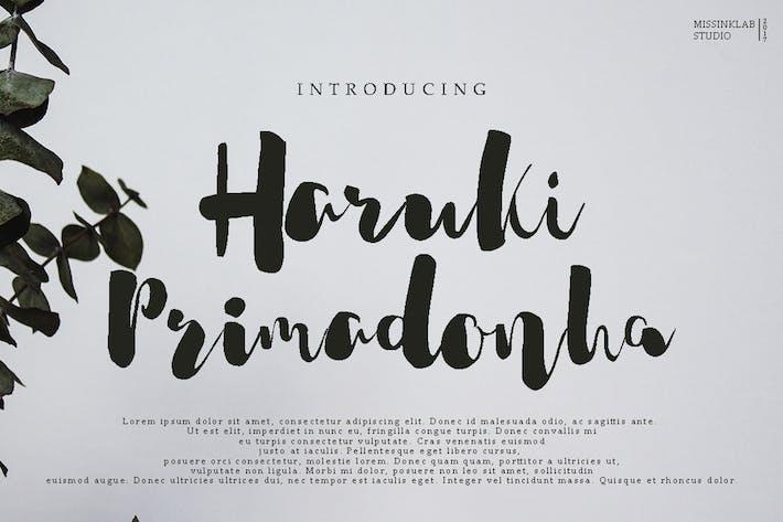 Thumbnail for Harukia Primadonha