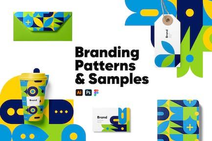 Branding-Patterns & Beispiele