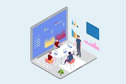 Flexible Working Agile with Cloud Computing