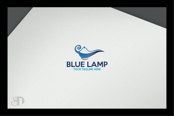 Thumbnail for BLUE LAMP