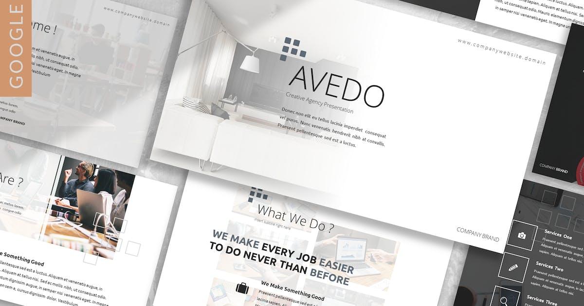 Download Avedo - Business Google Slides Template by 83des