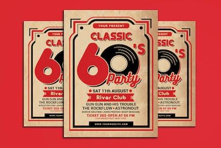 Retro 60's Music Event