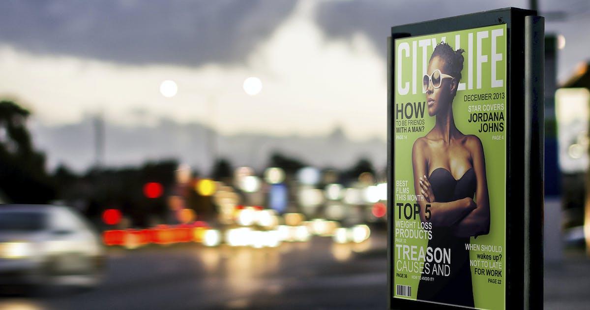 Download Poster Mock-Up by Eugene-design